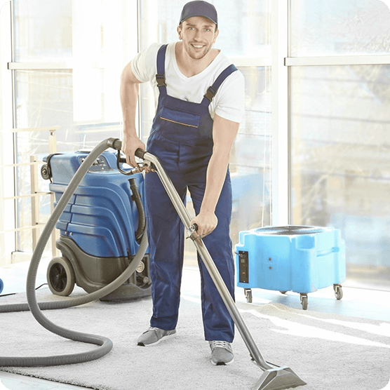Why is professional rug cleaning preferable to doing it yourself, and when is the best time to do it?